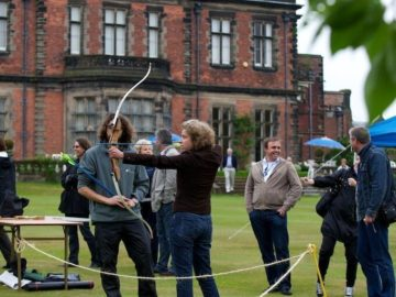 Archery 4 Capesthorne Hall